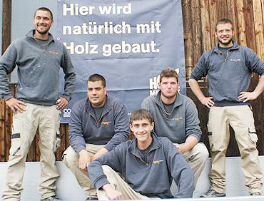 Team Wey Holzbau