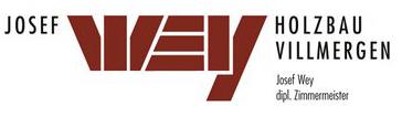Logo Wey Holzbau